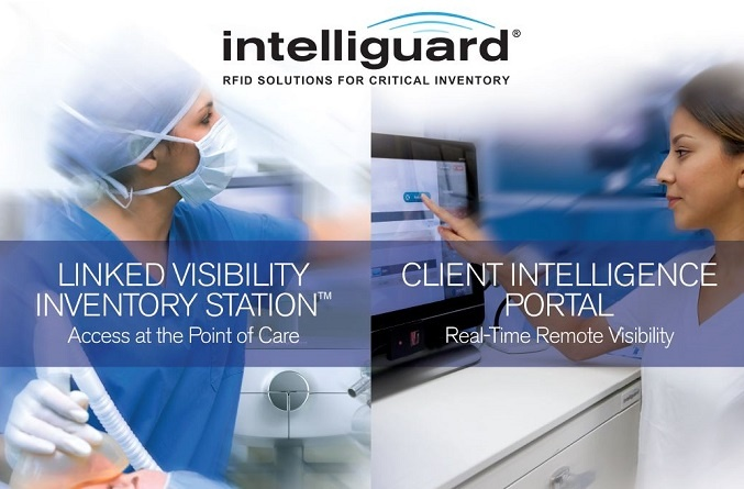 LVIS RFID Anesthesia System