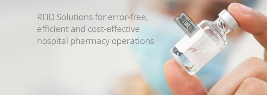 RFID Solutions for Pharmacy Automation