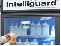 IntelliGuard RFID Smart Cabinets