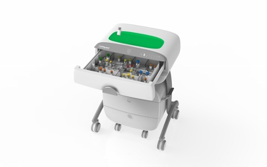 LVIS™ provides continuous access to critical medication and narcotics inventory for the anesthesiologist without disrupting their current workflow,