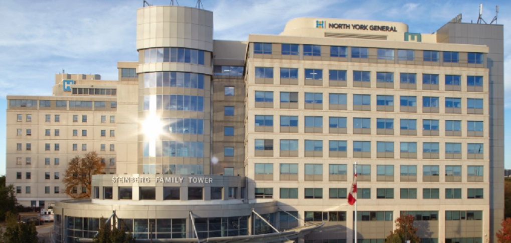 Benefits of RFID at North York General Hospital